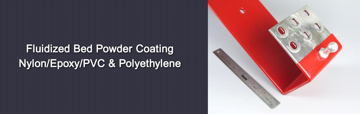 Powder Coating Plastisol Dip Coating Industrial Custom